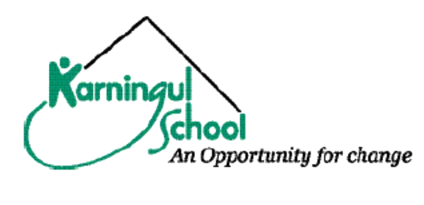 Karningul School logo
